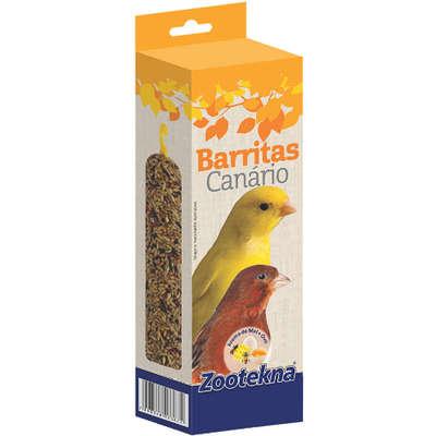 Alimento Barritas Canário 60 g -Zootekna