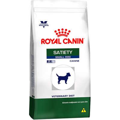 Alimento Seco Canine Veterinary Diet Satiety para Cães de Raças Pequenas -Royal Canin