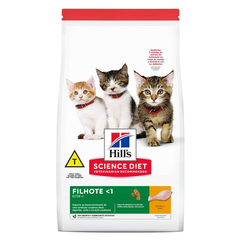 Alimento seco Hill's Science Diet para Gatos Filhotes