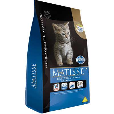 Alimento Seco Matisse para Gatos Filhotes com 1 a 12 Meses de Idade -Farmina
