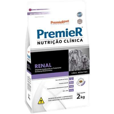 Alimento Seco Nutrição Clínica Renal para Cães -Premier Pet