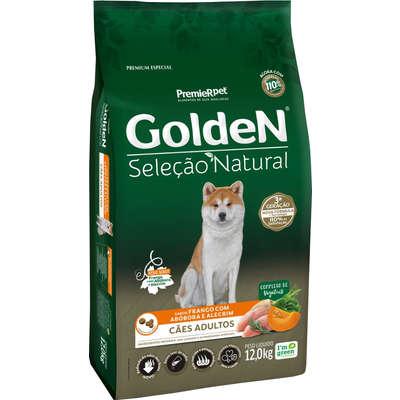 Alimento seco PremieR Pet Golden Seleção Natural Frango, Abóbora e Alecrim para Cães Adultos