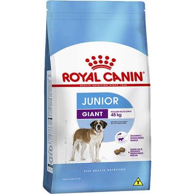 Alimento seco Royal Canin Giant Junior para Filhotes de Cães Gigantes de 8 a 18/24 Meses de Idade