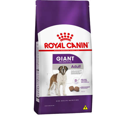 Alimento seco Royal Canin Giant para Cães Gigantes Adultos ou Idosos