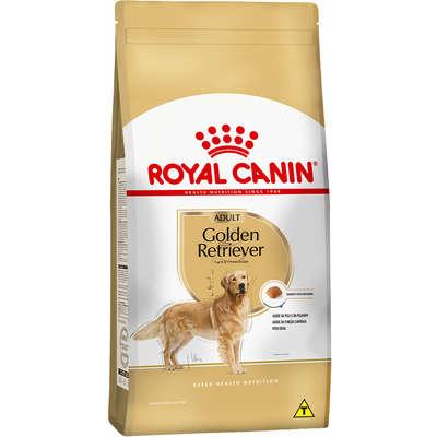 Alimento seco Royal Canin para Cães Adultos da Raça Golden Retriever - 12 Kg