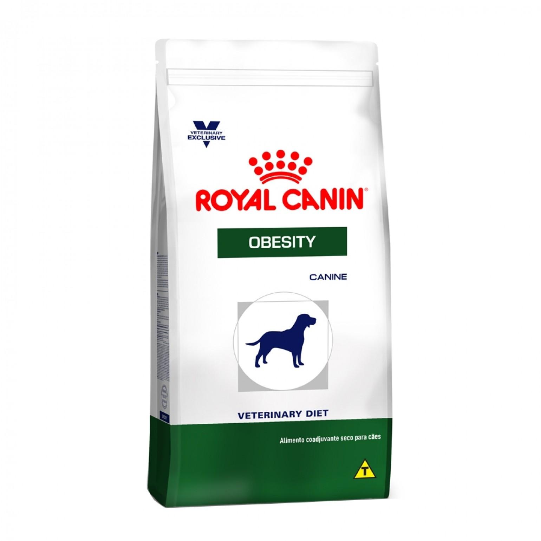 Alimento seco Royal Canin Veterinary Obesity - Cães Adultos