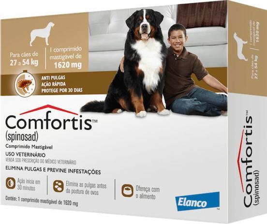 Antipulgas para Cães de 27 a 54kg-Comfortis Elanco