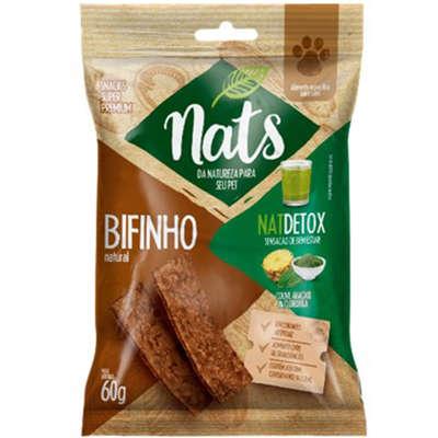 Bifinho Natural NatDetox para Cães -Nats