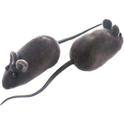 Brinquedo Ratinho Real para Gatos