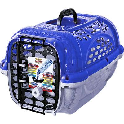 Caixa de Transporte Panther (tamanho 1) - Plast Pet