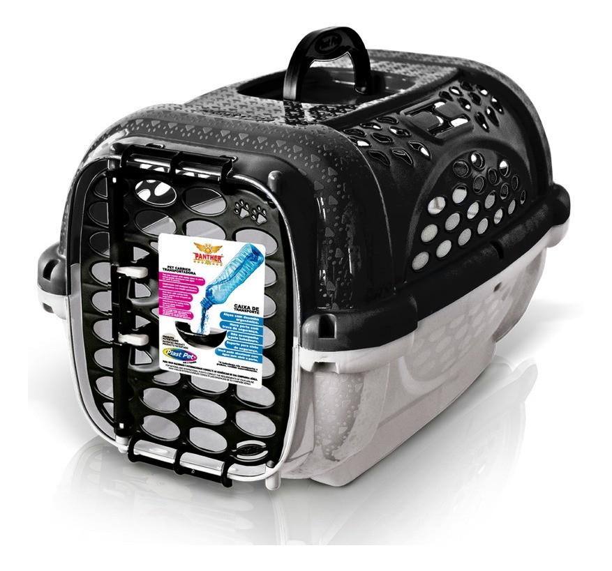 Caixa de Transporte Panther (tamanho 3) - Plast Pet