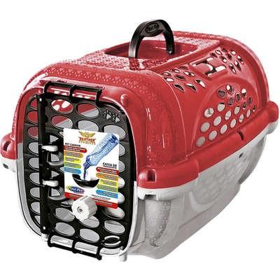 Caixa de Transporte Panther (tamanho 4) - Plast Pet