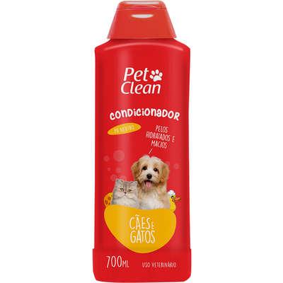 Condicionador Cereais para Cães e Gatos 700ml -Pet Clean