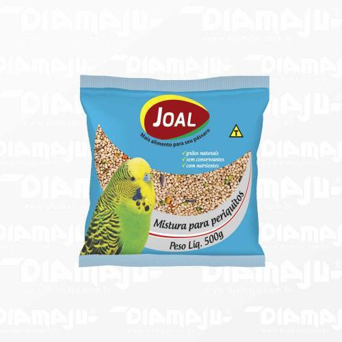 Mistura para periquitos  1kg -Joal