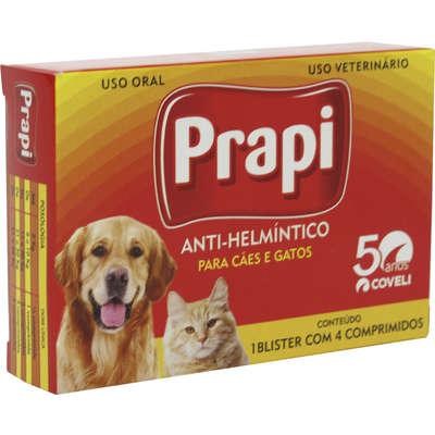 Prapi 4 Comprimidos -Coveli