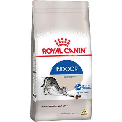 Alimento seco Cat Indoor para Gatos Adultos -Royal Canin