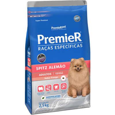 Alimento Seco para Raças Específicas Spitz Alemão Adulto -Premier Pet