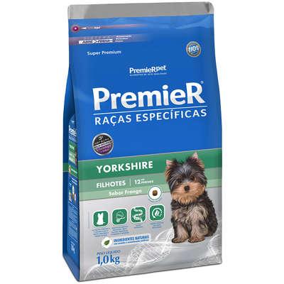 Alimento para Raças Específicas Yorkshire Filhotes -Premier Pet