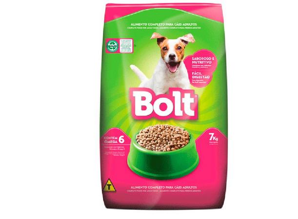 Alimento seco para Cães Adultos Bolt (7kg) - Nutrire