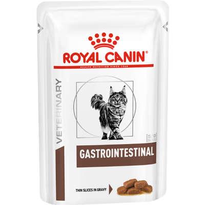 Alimento Úmido Royal Canin Veterinary S/O Index Gastrointestinal Feline -85g