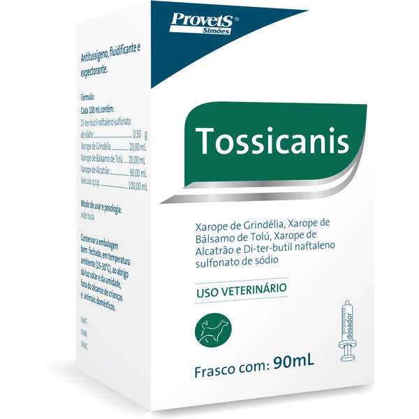 Tossicanis 90ml- Provets