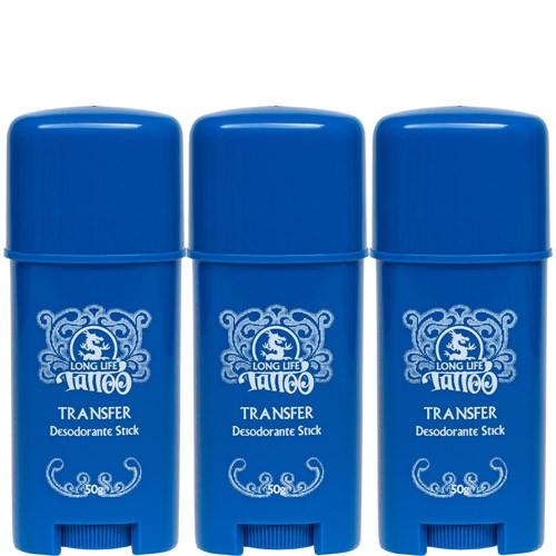 Transfer Bastão - 50g (3 unds)