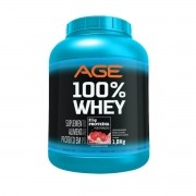 Age 100% Whey Sabor Morango 1,800 kg