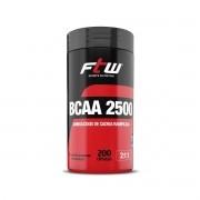 BCAA 2500 FTW 200 Capsulas