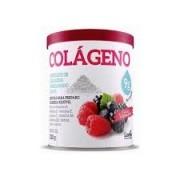 Colágeno Hidrolisado em Pó Lavitte 220 g Sabor Frutas Vermelhas
