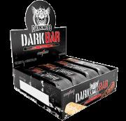 Dark Whey Bar Caixa c/ 8 Un Sabor Chocolate Amargo com Castanhas