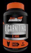 L-Carnitina 2400 - 90 Capsulas New Millen - VENCIMENTO JUNHO/21 - SEM TROCA