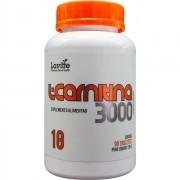 L-Carnitina 3000 La Vitte 90 Tabletes