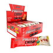 Protein Crisp CX c/ 12 un Sabor Leite Ninho