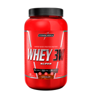 Super Whey 3W Sabor Chocolate