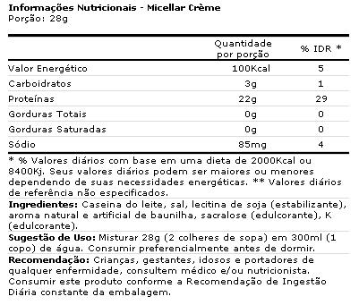 Caseína Micellar Syntrax Sabor Chocolate Milkshake 907 g