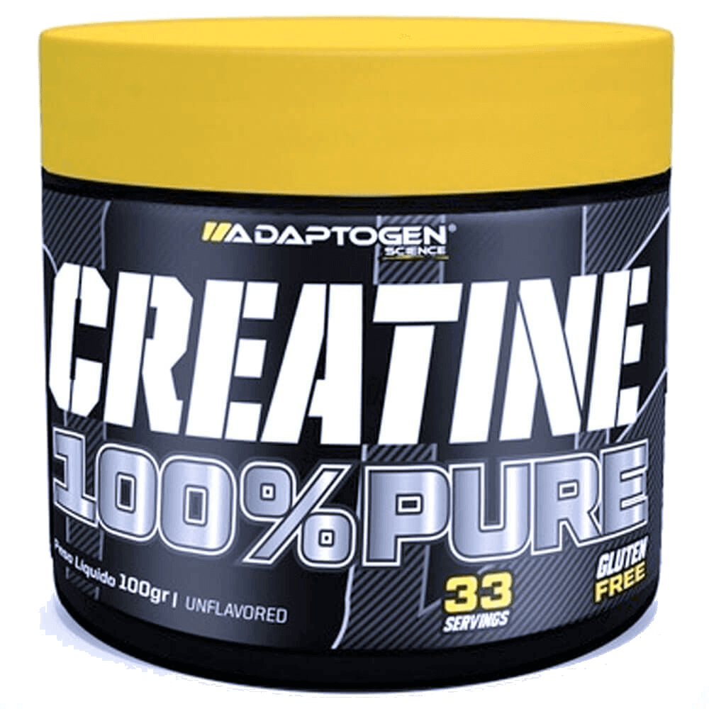 Creatine 100% Pure Adaptogen