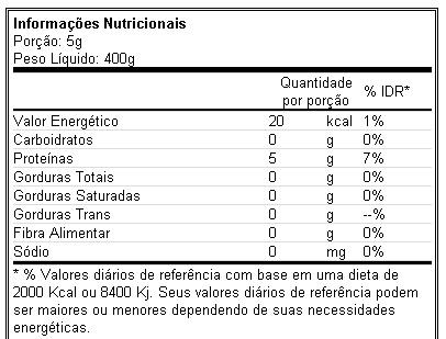 Glutamina Glutapure 400g - VENCIMENTO JULHO/21- SEM TROCA