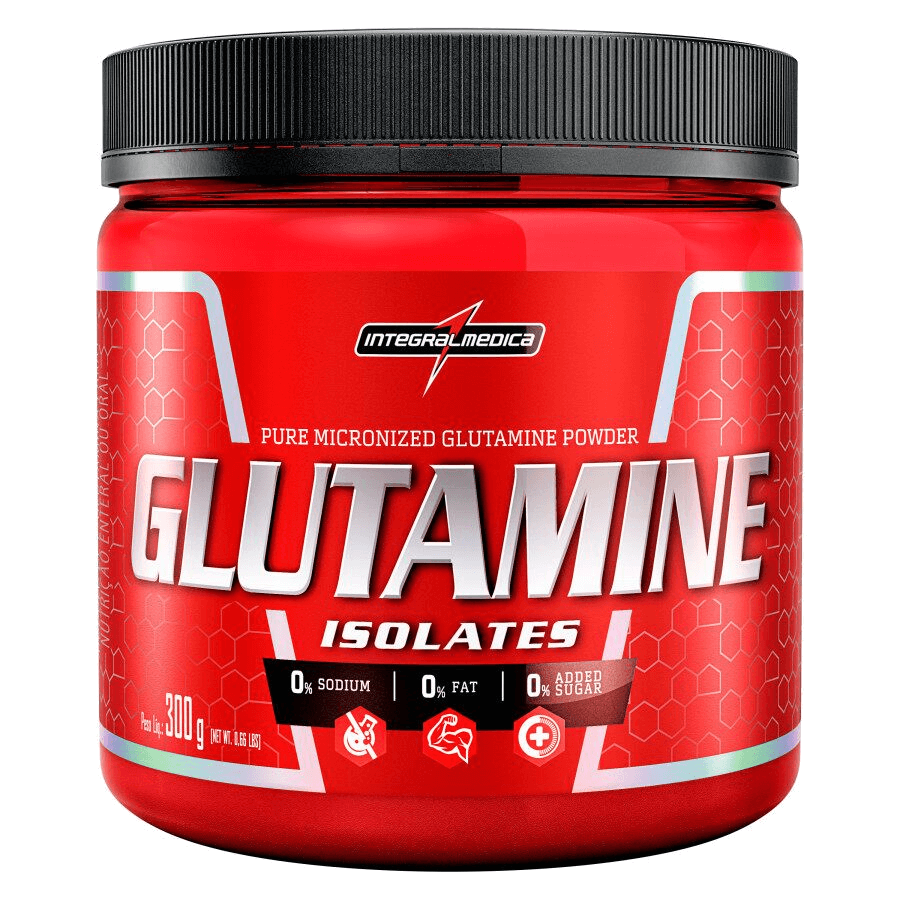 Glutamine Isolates
