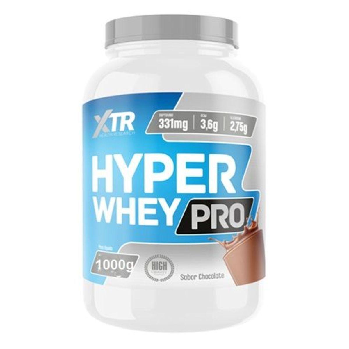 Hyper Whey Pro Sabor Chocolate