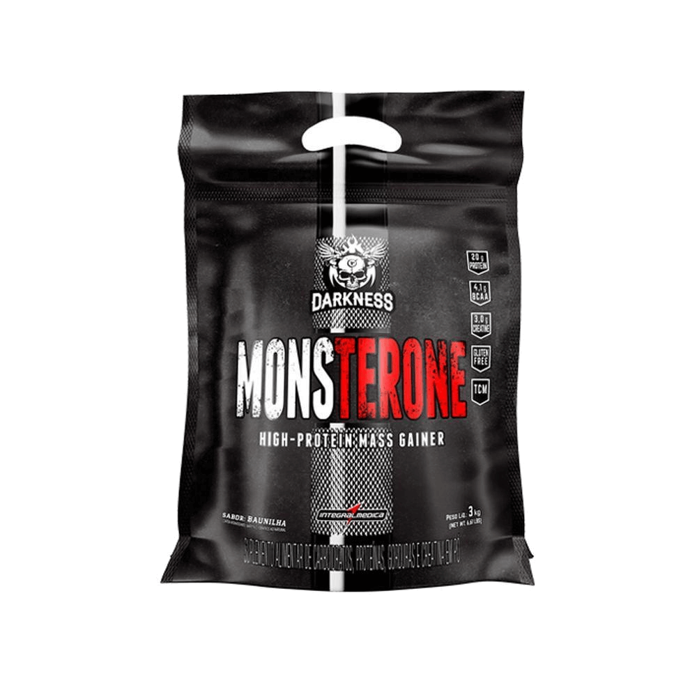 Monsterone Sabor Morango