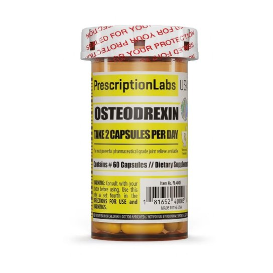 Osteodrexin Uc Ii 40 Mg 60 Capsulas Prescription Labs