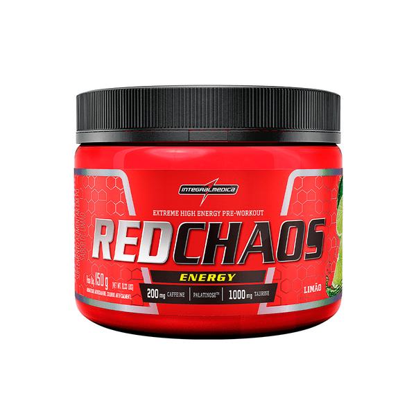 Red Chaos Energy Sabor Limão 150g