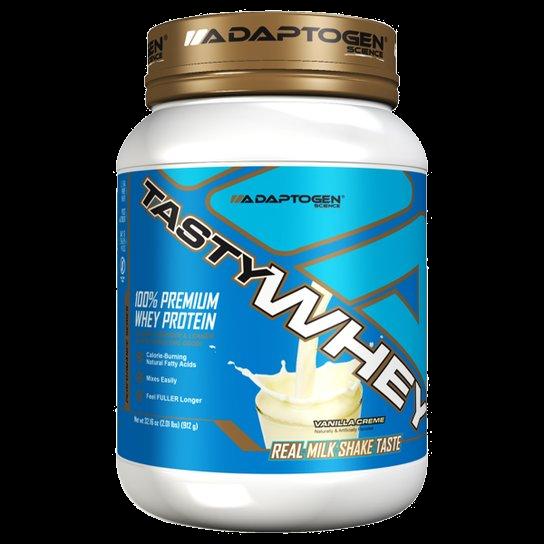 Tasty Whey Vanilla Cream Adaptogen
