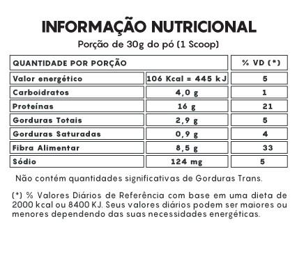 Vegan Protein Sabor Baunilha - VENCIMENTO MAIO/21 - SEM TROCA