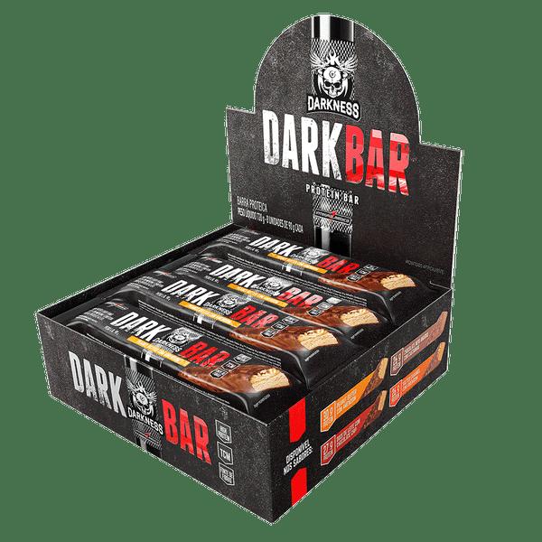Whey Bar Darkness Peanut Butter Caixa com 8 Un - VENCIMENTO 03/21