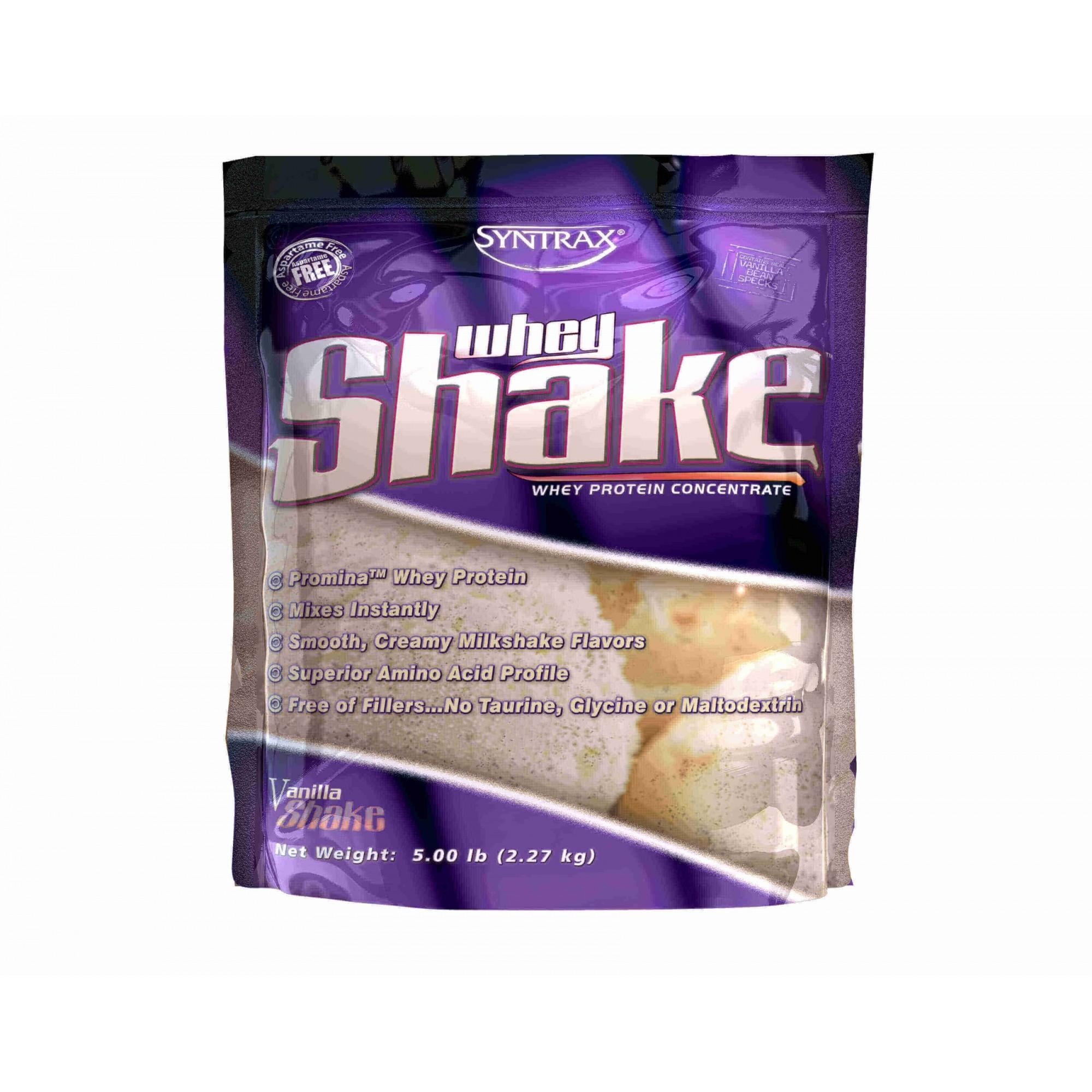Whey Shake Syntrax Sabor Baunilha