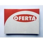 CARTAZ OFERTA 20X30 (C/50 UNIDADES)