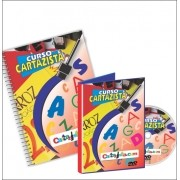 CURSO DE CARTAZISTA = APOSTILA + DVD + SUPORTE ON-LINE