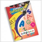 CURSO DE CARTAZISTA = APOSTILA + SUPORTE ON-LINE