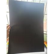 Mercado livre - cartaz cartolina preto 40X60 100uni